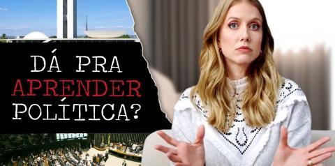 Gabriela Prioli lança curso de política nas redes.