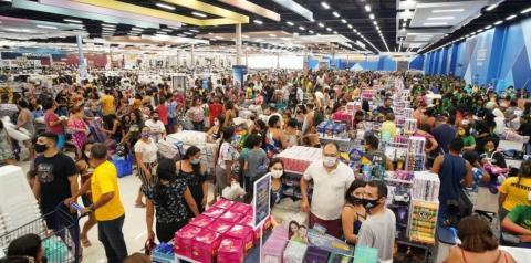 Aglomeração e irresponsabilidade no Pará