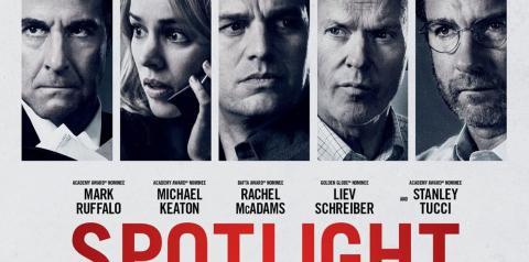 Resenha: Spotlight – Segredos Revelados