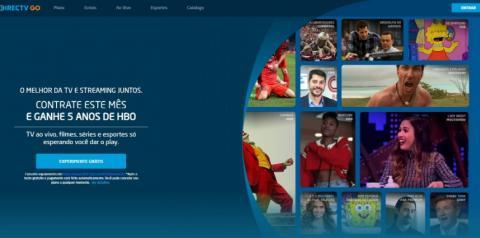 Em meio à pandemia, chega ao Brasil o DirecTV Go