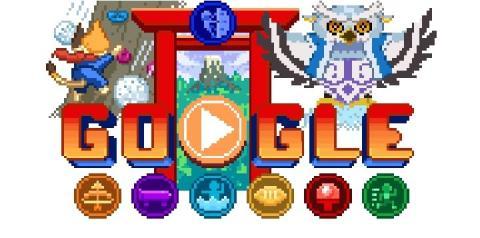 Google disponibiliza jogo interativo em homenagem às Olimpíadas de Tóquio