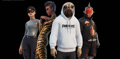 Outfit Valioso: Novas skins assinadas pela Balenciaga chegam ao Fortnite