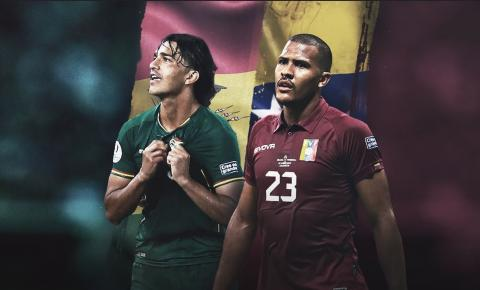 Venezuela avança para às quartas de final após vitória sobre a Bolívia