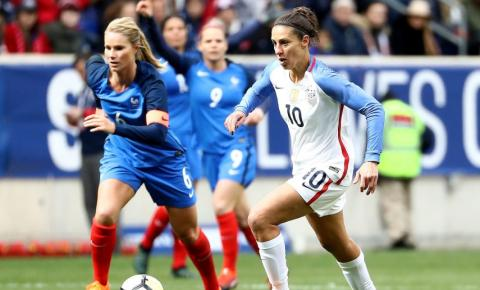 Após derrubar o Brasil, França enfrenta os EUA