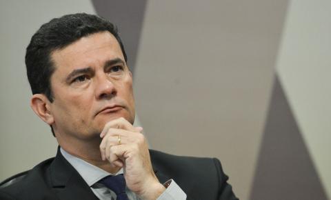 Sérgio Moro presta esclarecimentos à CCJ e diz não ter apego ao cargo