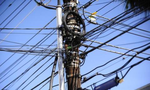 Furto de fios causa prejuízo de R$6 milhões