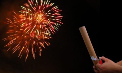 Fogos de artifício: linha tênue entre a diversão e o perigo