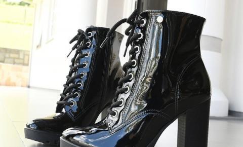 Coturno: um dos sapatos favoritos do inverno