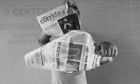 O jornal impresso está com os dias contados?
