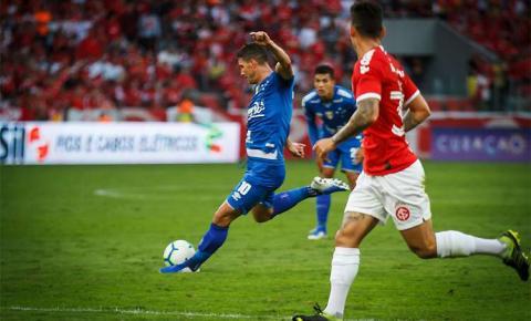 Cruzeiro enfrenta Internacional pelas semifinais da Copa do Brasil