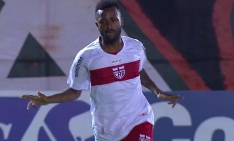 CRB derrota Atlético Goianiense, com gol no final, e sobe para o quarto lugar