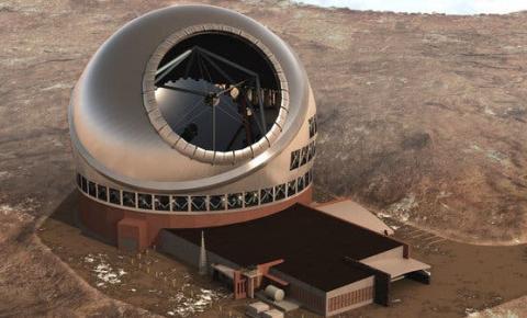 Planos de construção de telescópio próximo a vulcão gera polêmica entre havaianos