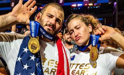CrossFit Games  busca o atleta com o melhor condicionamento físico