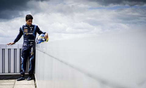 Em entrevista, Sérgio Sette Câmara comenta sobre etapa da F2 em Budapeste