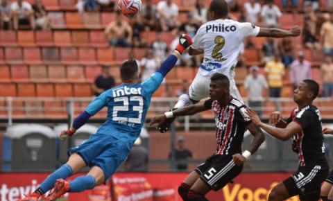 Clássico San-São marca a 14ª rodada do Brasileirão