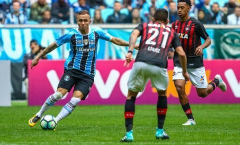 Grêmio e Athletico-PR se reencontram  pelas semifinais
