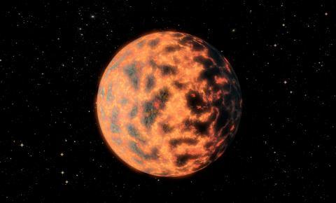Astrônomos encontram planeta tão quente que transmite metais pesados para o espaço