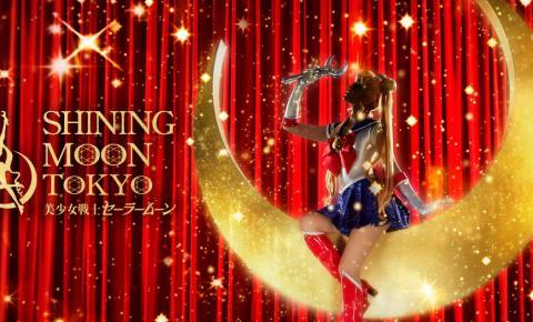 Shining Moon Tokyo, o restaurante temático de Sailor Moon