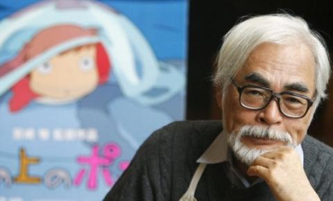 Hayao Miyazaki será homenageado com prêmio de Artista Visionário