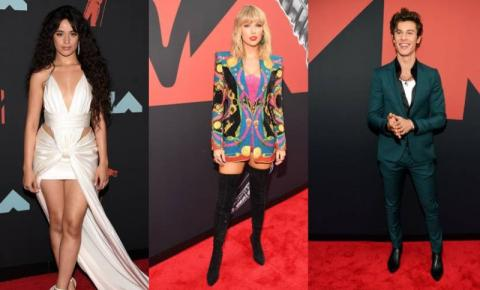 Video Music Awards: um dos eventos mais esperados e  os looks dos famosos