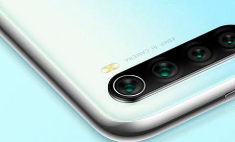 Redmi Note 8 Pro é lançado com impressiona-te sensor de 64 megapixel