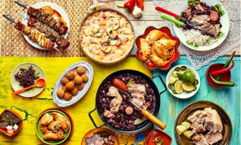 Voando para a cozinha do Centro-Oeste; viagem gastronômica