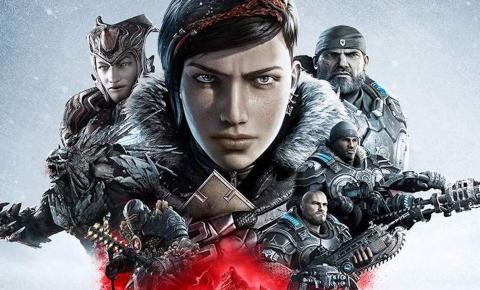 É divulgado trailer e data de lançamento do novo jogo Gears 5