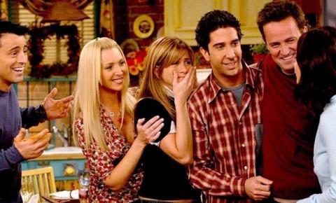 Friends faz 25 anos e Warner lança aplicativo em comemoração