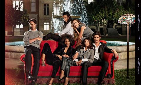 Ralph Lauren lança coleção inspirada no estilo dos personagens de 'Friends'