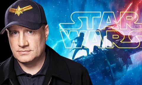 Kevin Feige é contratado para produzir um novo filme de Star Wars