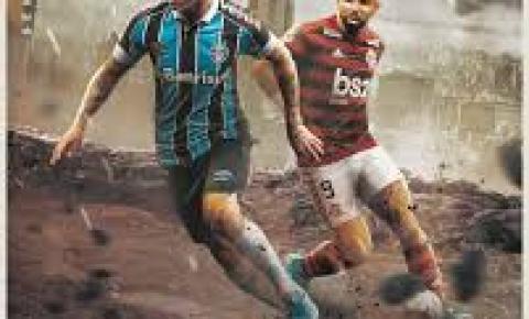 Grêmio e Flamengo decidem o brasileiro finalista da Libertadores