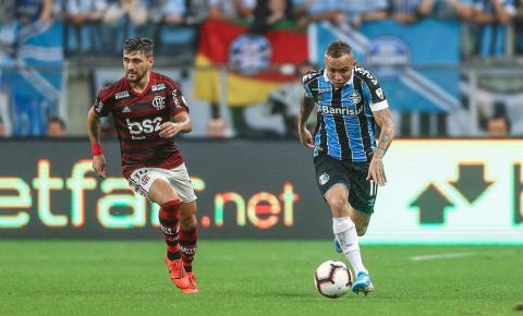 Grêmio empata com Flamengo em casa na primeira partida das semifinais