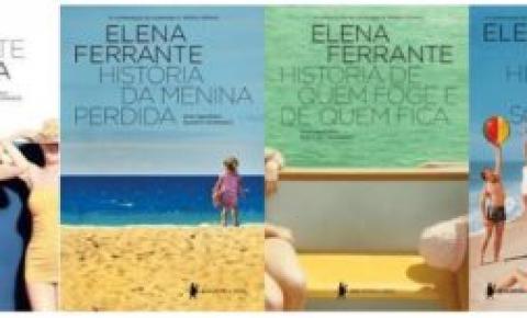 A Série Napolitana, de Elena Ferrante