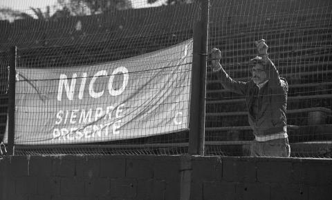 Homenagem a torcedor uruguaio vai além da rivalidade
