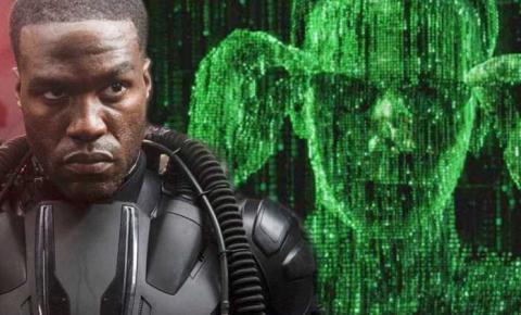 Yahya Abdul Mateen II foi escalado para o novo filme Matrix 4