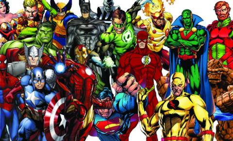 Aquecimento Global em pauta: heróis da Marvel salvam o mundo do aquecimento global em HQ
