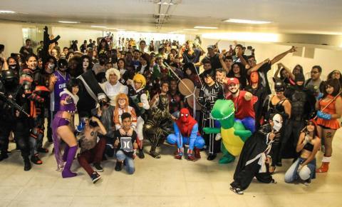 Evento reúne cultura geek e animes em no Rio de Janeiro