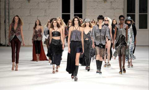 Portugal Fashion: Primavera-Verão por Luís Buchinho