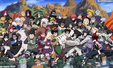 Os personagens de Naruto que ganharam respeito e marcaram os fãs