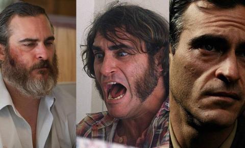 As várias faces de Joaquin Phoenix