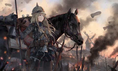 7 animes de guerra que você precisa assistir