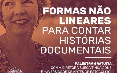 Tinna Joné: documentários e as novas tecnologias