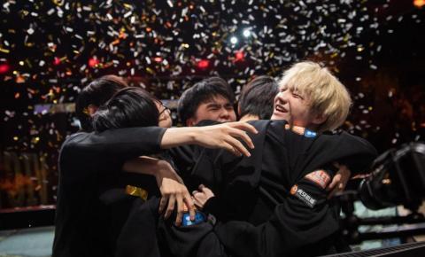 FunPlus Phoenix vence o Campeonato Mundial de LoL 2019