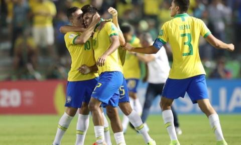 Brasil encara o México para conquistar o tetra do Mundial sub-17
