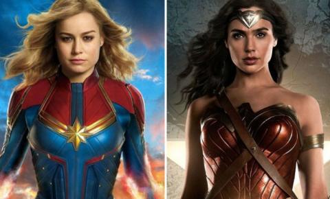 Rivalidade entre Marvel e DC será tema de série documental