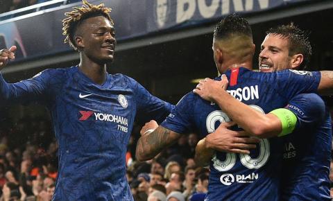 Chelsea derrota Lille e segue em busca do bicampeonato europeu