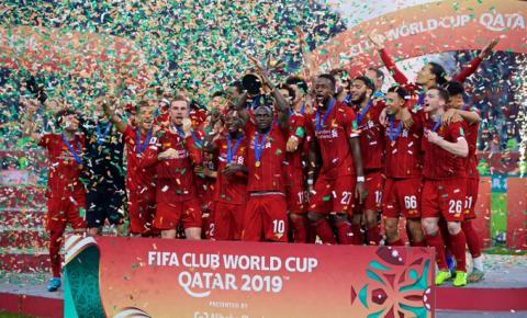 Liverpool vence Flamengo, quebra tabu e é campeão do Mundial de Clubes