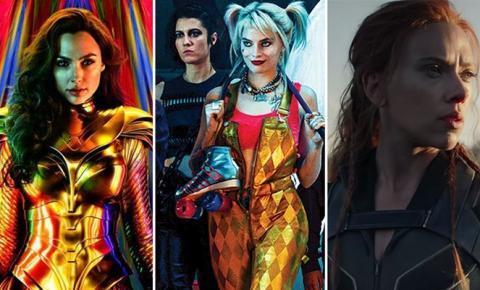 Representatividade feminina nas telas do cinema