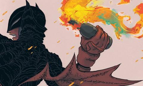 Conheça a nova HQ do Batman desenhada por um brasileiro