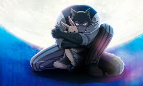 Anime Beastars ganha data de lançamento no ocidente